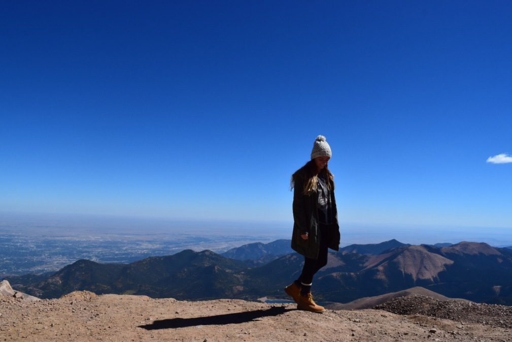 Hiking Colorado's Tallest Point: Pike's Peak