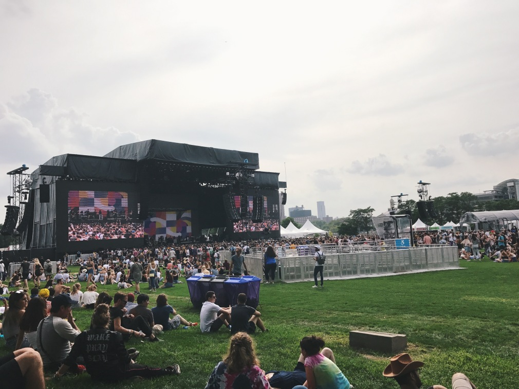 Panorama Music Festival in New York City
