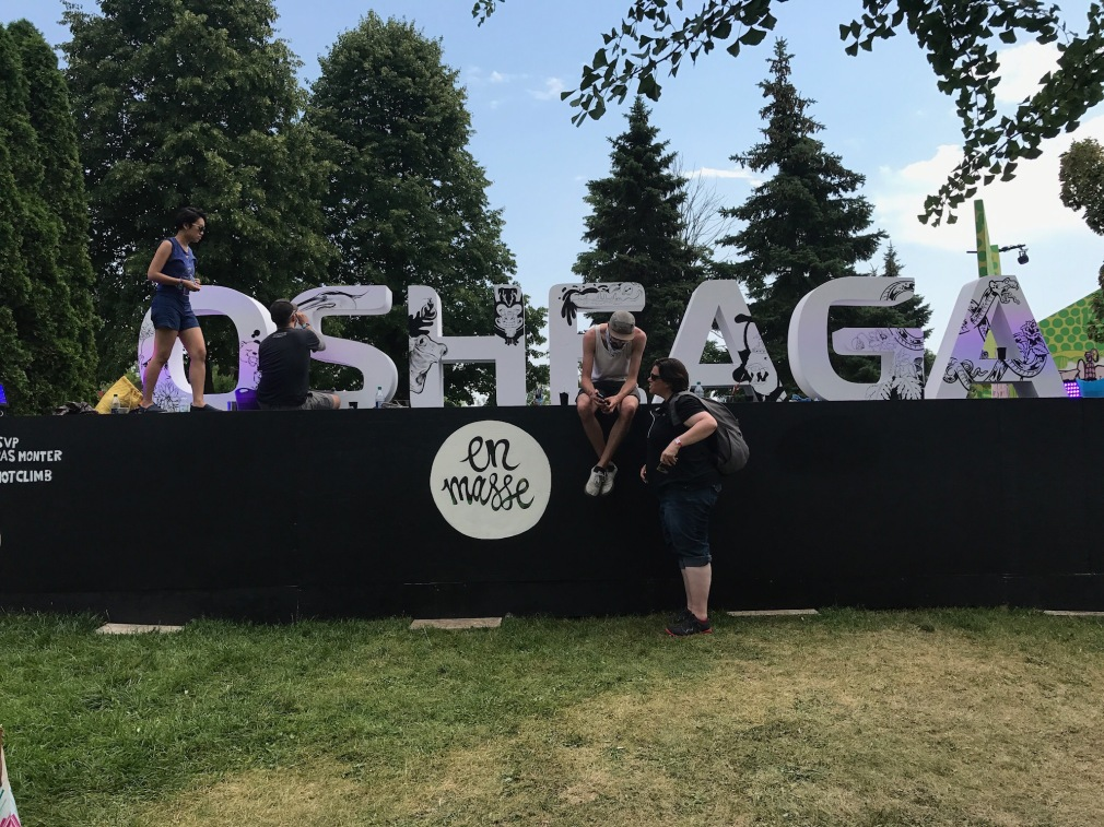 The Osheaga Music Festival